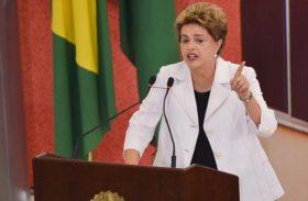 Dilma reafirma que impeachment sem crime de responsabilidade é golpe