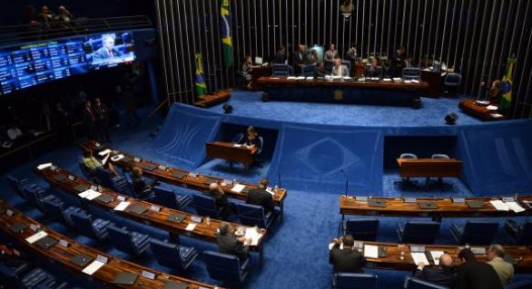 Semana no Senado tem defesa de Dilma e sabatina de indicado ao BC