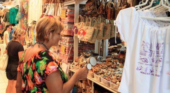 Feriadão terá 66% de ocupação hoteleira em Maceió