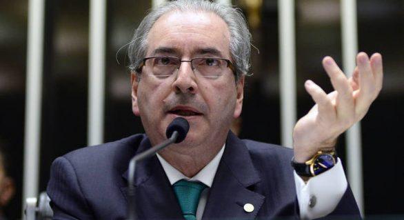 Ação popular pede fim de privilégios de Cunha