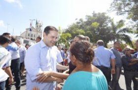 Renan Filho garante diversas ações na terceira edição do Governo Presente