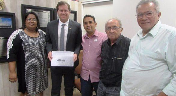 Marx Beltrão luta pela subvenção do diesel para embarcações em Alagoas