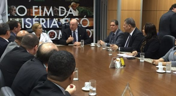 Ministério vai formatar estratégia de inclusão produtiva para Alagoas