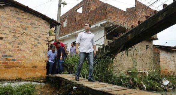 Governador lança Programa 'Pequenas Obras, Grandes Mudanças'