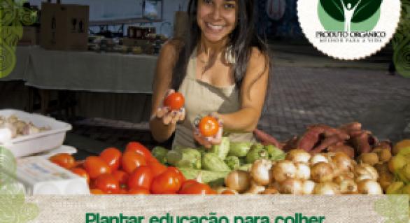 Semana dos Alimentos Orgânicos começa neste sábado (28)