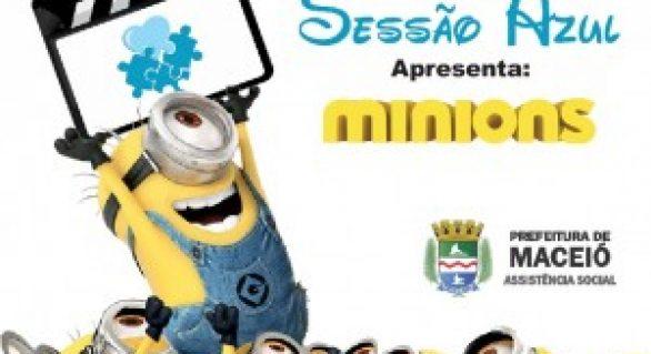 Maceió tem primeira sessão de cinema adaptada para autistas