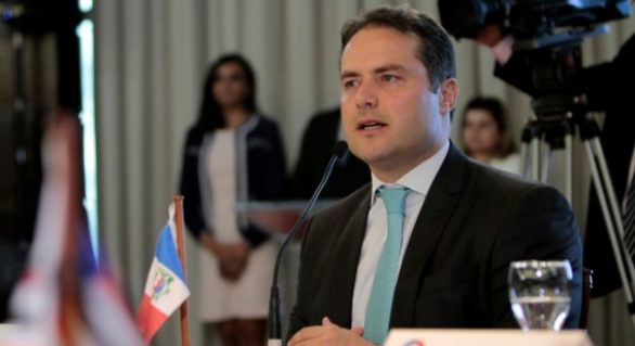 "Santa Ritta: ""Alagoano tem importante missão em Brasília"", diz Renan Filho"