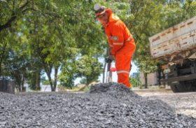 Prefeitura de Maceió segue com recuperação de pavimento