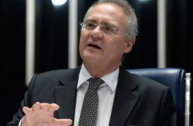 Renan pede ajuda aos parlamentares para aprovação da Agenda Brasil