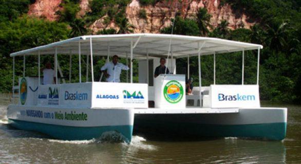 Projeto Navegando com o Meio Ambiente segue com alta procura  bc2e1a3991f66
