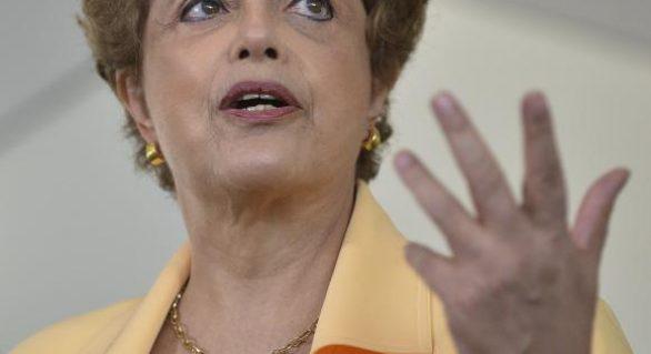 Em carta ao senado, Dilma apoiará o plebiscito