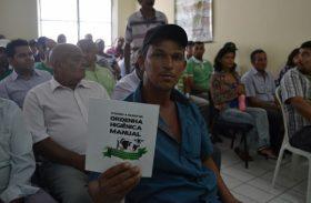 Emater realiza seminário de ordenha higiênica manual em Santana do Ipanema