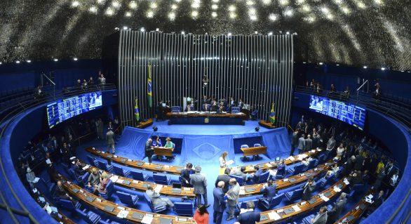 Senado terá esquema especial de acesso em sessão de pronúncia do impeachment