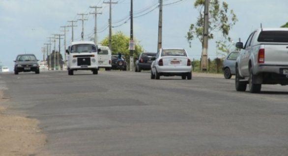 Governador confirma início da obra de duplicação da Avenida Cachoeira do Meirim