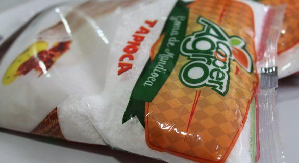 Com goma de tapioca, Cooperagro conquista espaço no mercado