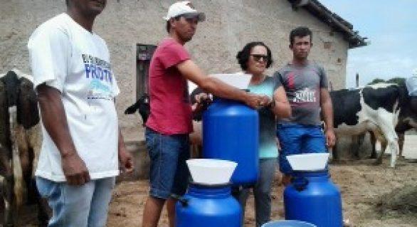 Torneios de leite apoiados pelo Governo movimentam Major Isidoro e Traipu