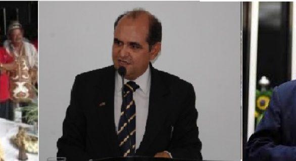 Valdo e Carimbão terão maiores tempo no guia eleitoral em Delmiro Gouveia
