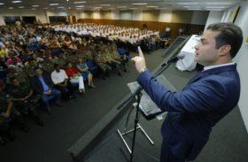 Estado antecipa e convoca mais uma turma da reserva técnica da Polícia Militar