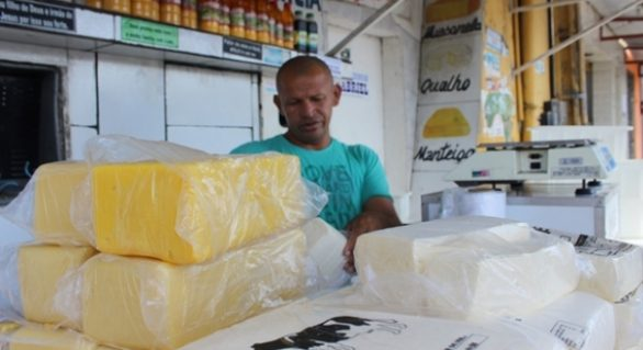 Produtos laticínios registram alta, aponta IPC de Maceió