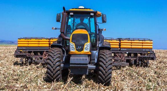 Venda de máquinas agrícolas cai 26,4% no acumulado do ano