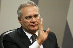 """Renan chama PF de fascista e ministro da Justiça de """"chefete"""" de polícia"""