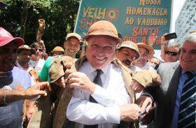 Ministro da Agricultura defende debate sobre regulamentação de vaquejadas