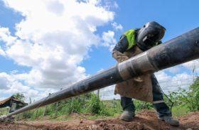 Primeiras etapas do gasoduto Penedo-Arapiraca devem ser finalizadas em dezembro