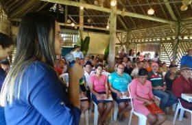 Agricultores comemoram aprimoramento técnico em II Seminário de Fruticultura