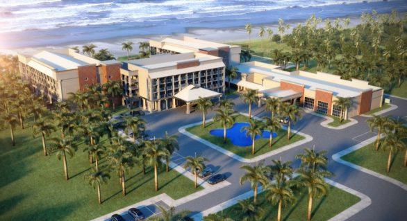 Novo resort começa a ser construído na praia de Ipioca, em Maceió