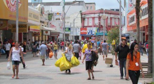 Centro de Maceió e shoppings abrirão no Dia de Nossa Senhora da Conceição