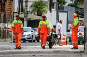 Réveillon: limpeza da orla de Maceió terá equipe com mais de 400 agentes