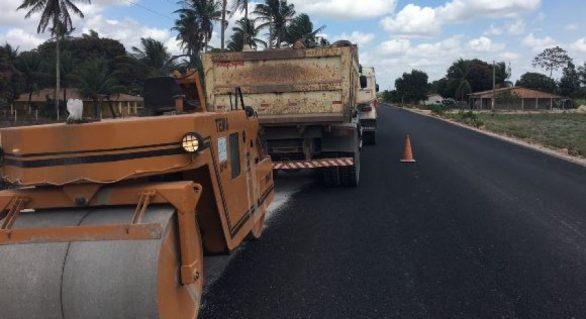 Governador Renan Filho entrega rodovia Pindorama-Bolivar nesta quinta-feira (15)