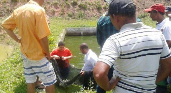 Produtores de Messias são capacitados em piscicultura