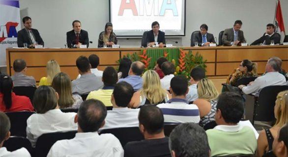 Com apoio de Renan e Marx Beltrão, Hugo Wanderley  deve levar presidência da AMA