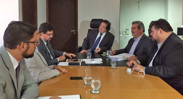 Parceria entre TJ, Governo e Anoreg/AL vai beneficiar pequenos produtores rurais