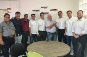 """Marx Beltrão assume """"comando"""" do 4º partido em Alagoas"""
