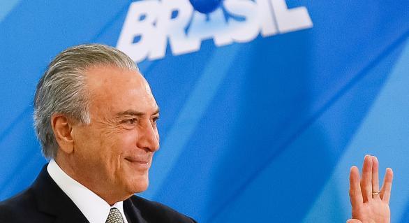Michel Temer confirma sua primeira visita a Alagoas como presidente da república