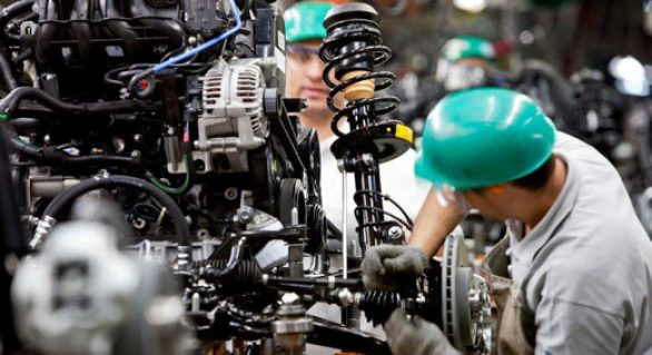 Setor industrial do Nordeste mostra indicação de retomada de crescimento, diz BC
