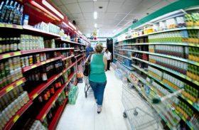 Vendas do setor de supermercados têm alta de 1,51% no acumulado do ano