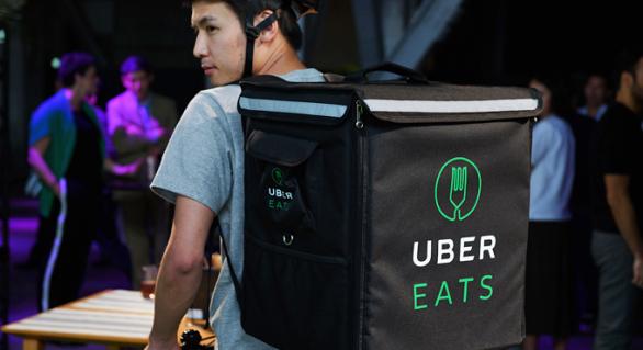 Uber lança serviço de entrega de comida no Brasil