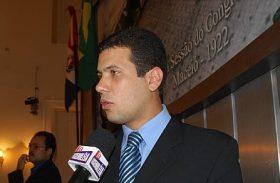 Hugo Wanderley é o candidato do PMDB à presidência da AMA