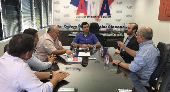 Asplana e AMA firmam parceria para socorrer zona canavieira de AL