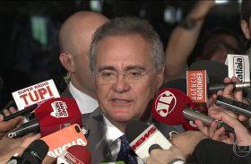Renan critica decisão de primeira instância da nomeação de Moreira Franco