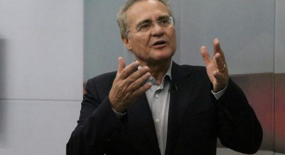 Renan Calheiros afirma que nome de Alexandre de Moraes deve ser aprovado nesta terça-feira