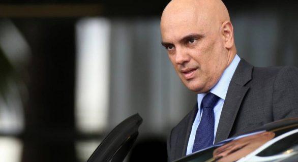 Campanha contra Alexandre de Moraes tem mais de 126 mil assinaturas