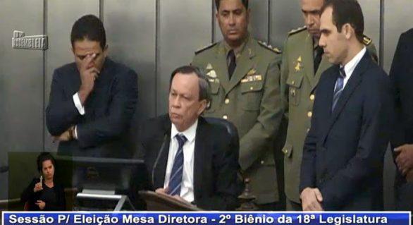 Deputado ameaça matar Luiz Dantas, presidente da ALE, diz Diário do Poder