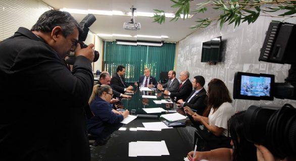 Em reunião com bancada federal, Asplana pede volta subvenção da cana para enfrentar a seca