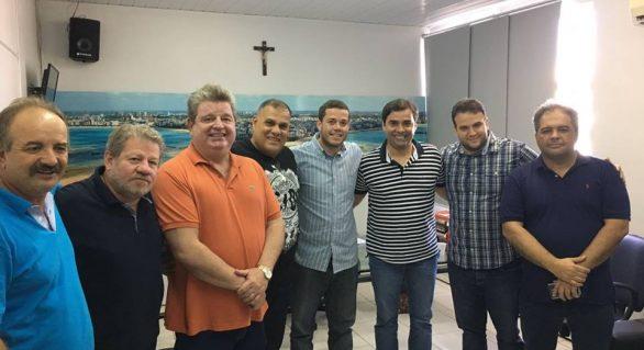 Bancada de Rui Palmeira decide apoiar um Calheiros para a Uveal