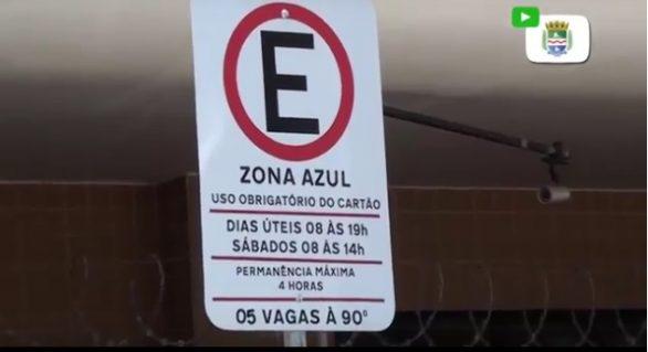 Multa da zona azul em Maceió será de R$ 195,23