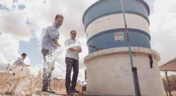 Semarh beneficia duas mil pessoas com água em Coité do Nóia